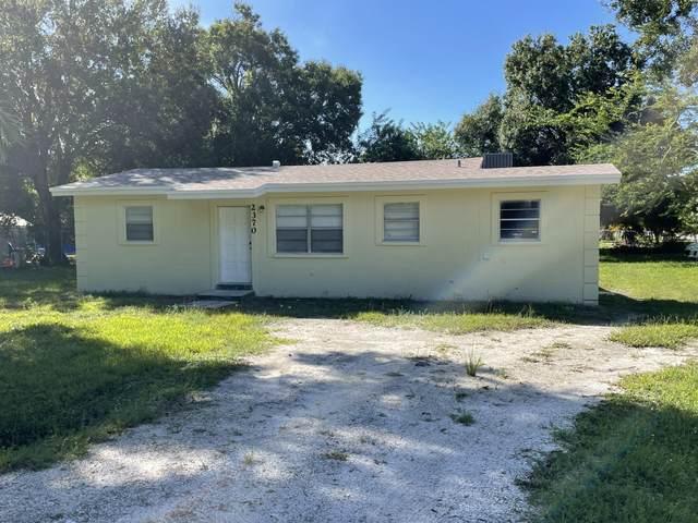 2370 NW 5th Street, Okeechobee, FL 34972 (#RX-10752939) :: Dalton Wade