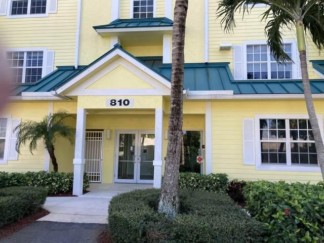 810 Juno Ocean Walk #103, Juno Beach, FL 33408 (MLS #RX-10752947) :: The DJ & Lindsey Team