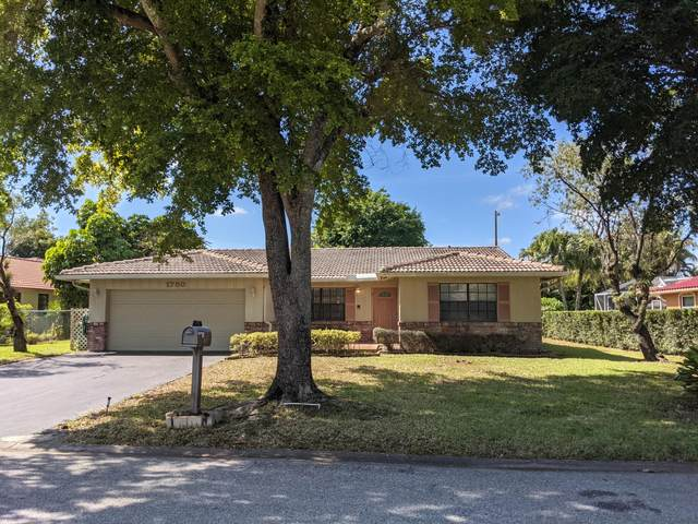 1780 NW 104th Avenue, Coral Springs, FL 33071 (#RX-10752948) :: Baron Real Estate