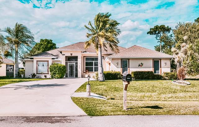 5300 NW Almond Avenue, Port Saint Lucie, FL 34986 (#RX-10752967) :: Baron Real Estate