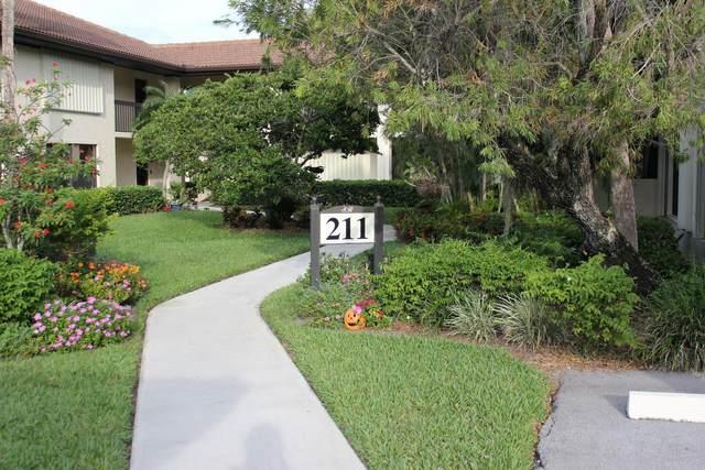 211 SW South River Drive #205, Stuart, FL 34997 (#RX-10752968) :: Baron Real Estate