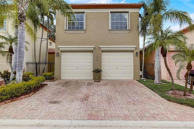 1100 Via Jardin, Riviera Beach, FL 33418 (#RX-10752969) :: DO Homes Group