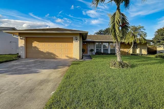 5444 Sandhurst Circle S, Lake Worth, FL 33463 (#RX-10752974) :: DO Homes Group