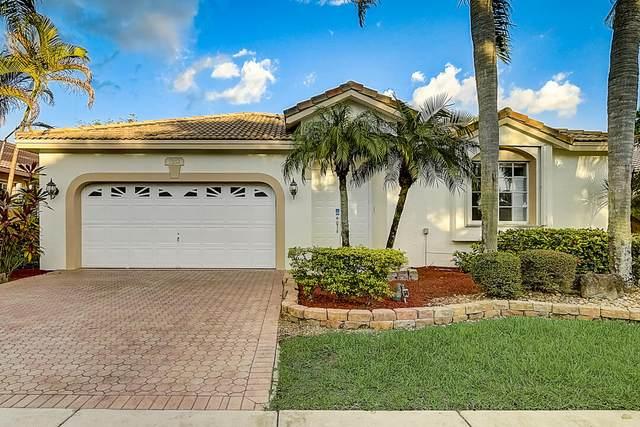 7852 NW 77 Avenue, Tamarac, FL 33321 (#RX-10752978) :: DO Homes Group
