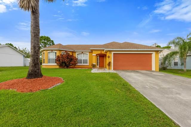 685 SE Ron Rico Terrace, Port Saint Lucie, FL 34983 (#RX-10752980) :: Baron Real Estate