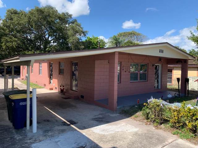 503 N 25th Street, Fort Pierce, FL 34947 (#RX-10752985) :: DO Homes Group