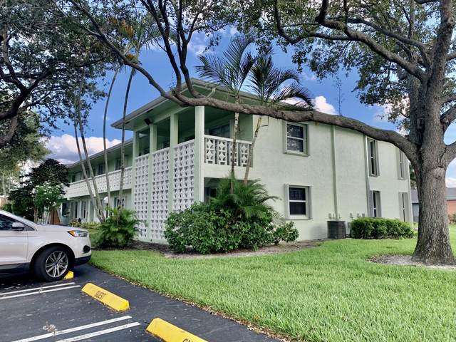 1440 NW 18th Avenue #104, Delray Beach, FL 33445 (#RX-10752987) :: DO Homes Group