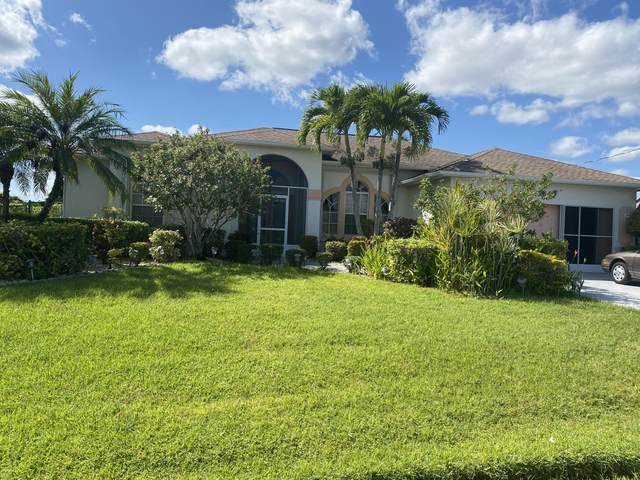 5640 NW Commodore Terrace NW, Port Saint Lucie, FL 34983 (#RX-10752988) :: IvaniaHomes | Keller Williams Reserve Palm Beach