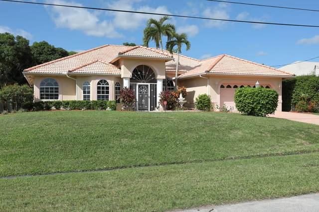 6468 NW Friendly Circle, Port Saint Lucie, FL 34983 (#RX-10752995) :: DO Homes Group