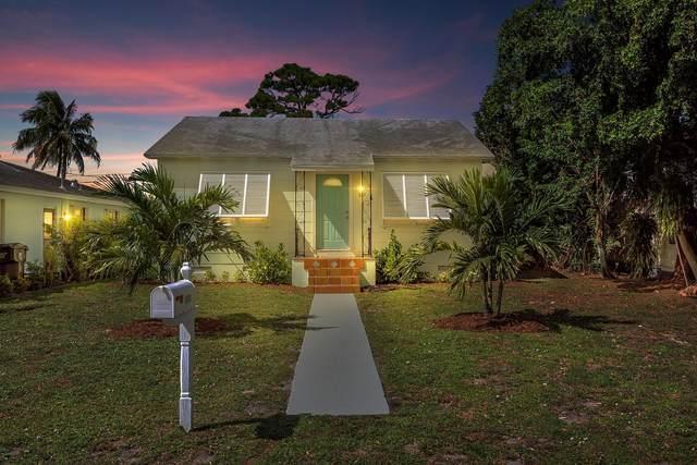 1213 N D Street, Lake Worth Beach, FL 33460 (MLS #RX-10753010) :: Castelli Real Estate Services