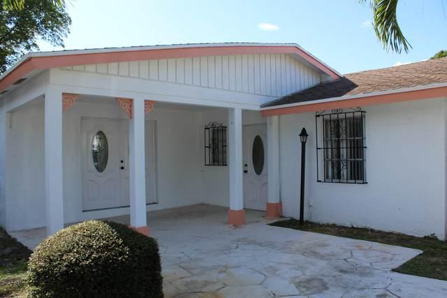 330 NW 7th Avenue, Delray Beach, FL 33444 (MLS #RX-10753011) :: Berkshire Hathaway HomeServices EWM Realty