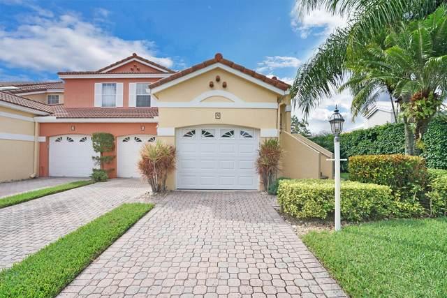 17061 Emile Street #5, Boca Raton, FL 33487 (MLS #RX-10753033) :: Dalton Wade Real Estate Group