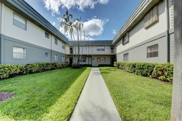 549 Monaco L, Delray Beach, FL 33446 (#RX-10753040) :: Michael Kaufman Real Estate