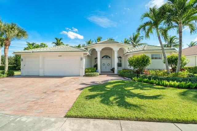 4683 Island Reef Drive, Wellington, FL 33449 (MLS #RX-10753062) :: Berkshire Hathaway HomeServices EWM Realty