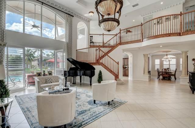 9652 Savona Winds Drive, Delray Beach, FL 33446 (MLS #RX-10753112) :: Dalton Wade Real Estate Group