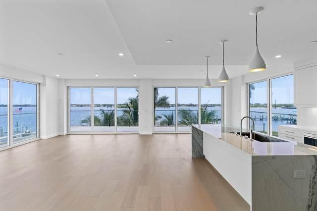 3611 S Flagler Drive #3, West Palm Beach, FL 33405 (MLS #RX-10753120) :: Berkshire Hathaway HomeServices EWM Realty