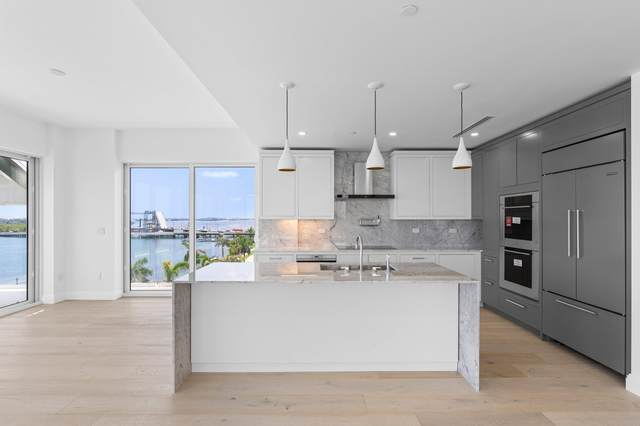 3611 S Flagler Drive #6, West Palm Beach, FL 33405 (MLS #RX-10753123) :: Berkshire Hathaway HomeServices EWM Realty