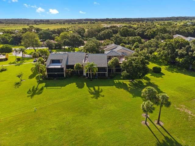 9450 Meadowood Drive #203, Fort Pierce, FL 34951 (#RX-10753169) :: Baron Real Estate
