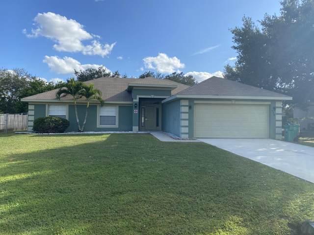 554 NW Kilpatrick Avenue, Port Saint Lucie, FL 34983 (#RX-10753184) :: IvaniaHomes | Keller Williams Reserve Palm Beach