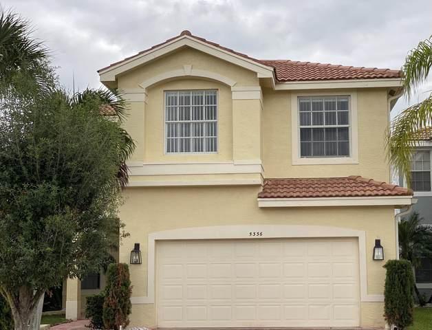 5336 Moon Shadow Lane, Greenacres, FL 33463 (MLS #RX-10753185) :: Castelli Real Estate Services