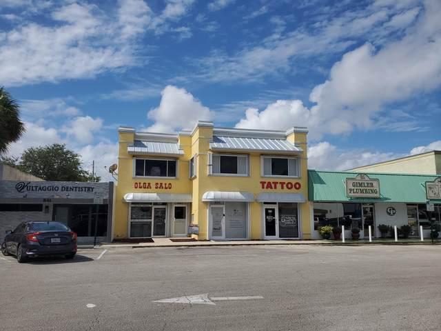 837 SE 8th Avenue #202, Deerfield Beach, FL 33441 (#RX-10753225) :: IvaniaHomes | Keller Williams Reserve Palm Beach
