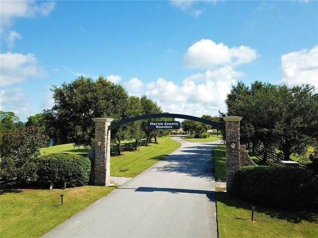 25752 SW Hannahs Path, Okeechobee, FL 34974 (#RX-10753246) :: Dalton Wade