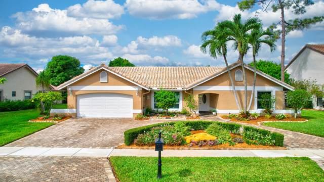 2851 NW 26th Court, Boca Raton, FL 33434 (MLS #RX-10753253) :: Dalton Wade Real Estate Group