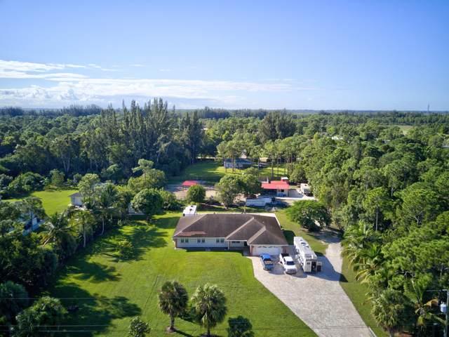 13920 Tangerine Boulevard, The Acreage, FL 33412 (MLS #RX-10753266) :: Castelli Real Estate Services