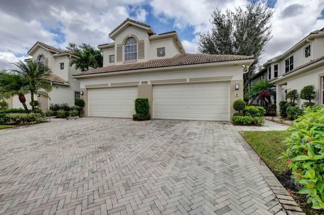 6300 Graycliff Drive D, Boca Raton, FL 33496 (MLS #RX-10753285) :: Dalton Wade Real Estate Group