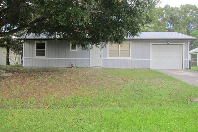 1981 SW Flower Lane, Port Saint Lucie, FL 34953 (MLS #RX-10753311) :: Castelli Real Estate Services