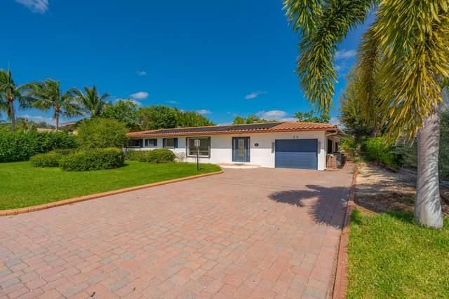 23 Teach Road, Palm Beach Gardens, FL 33410 (MLS #RX-10753324) :: Castelli Real Estate Services