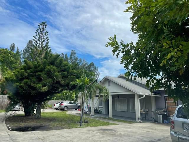 1902 Kirk Road, Palm Springs, FL 33406 (MLS #RX-10753332) :: Castelli Real Estate Services