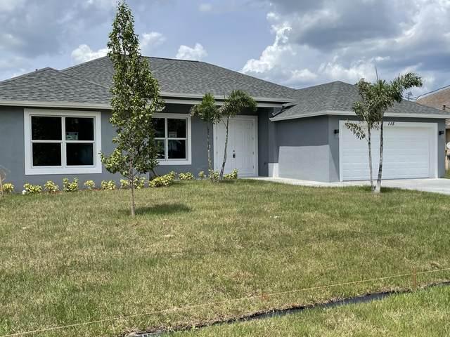 482 NW Goldcoast Avenue, Port Saint Lucie, FL 34983 (MLS #RX-10753347) :: Castelli Real Estate Services