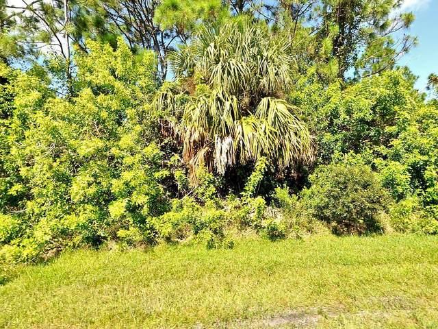 5470 NW Arbutus Lane, Port Saint Lucie, FL 34986 (#RX-10753380) :: Dalton Wade