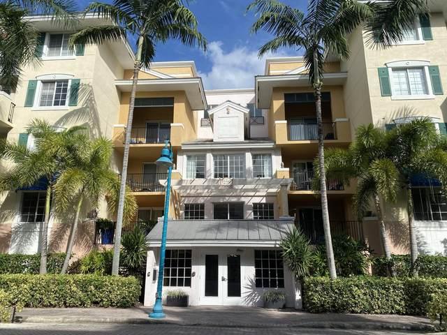 255 NE 3rd Avenue #2405, Delray Beach, FL 33444 (MLS #RX-10753381) :: Berkshire Hathaway HomeServices EWM Realty