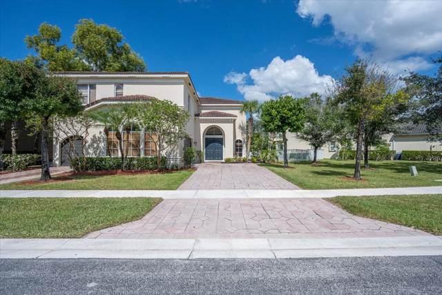 1354 Beacon Circle, Wellington, FL 33414 (#RX-10753394) :: Michael Kaufman Real Estate