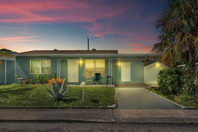 919 S B Street, Lake Worth Beach, FL 33460 (MLS #RX-10753486) :: Castelli Real Estate Services