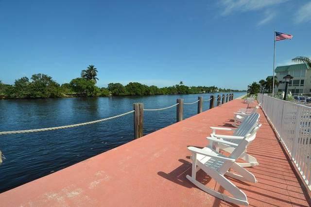 33 Colonial Club Drive #105, Boynton Beach, FL 33435 (#RX-10753490) :: Dalton Wade