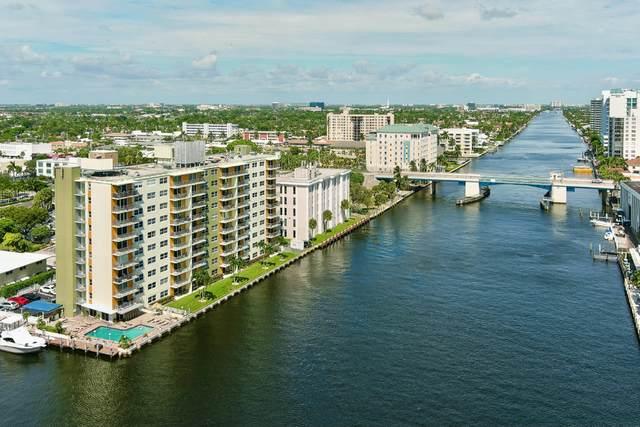 2900 NE 30th Street 5-L, Fort Lauderdale, FL 33306 (#RX-10753491) :: The Rizzuto Woodman Team
