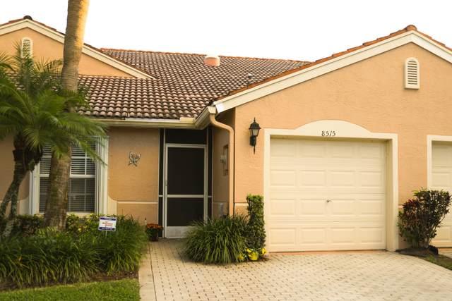 8515 Logia Circle, Boynton Beach, FL 33472 (#RX-10753496) :: The Rizzuto Woodman Team
