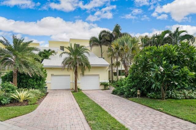 5109 N Ocean Boulevard D, Ocean Ridge, FL 33435 (#RX-10753498) :: Posh Properties