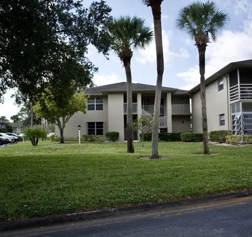 26 Lake Vista Trail #106, Port Saint Lucie, FL 34952 (#RX-10753514) :: IvaniaHomes   Keller Williams Reserve Palm Beach