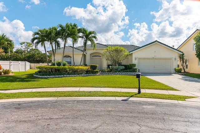 3748 Cypress Lake Drive, Lake Worth, FL 33467 (MLS #RX-10753527) :: Berkshire Hathaway HomeServices EWM Realty