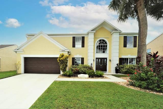 12084 Quilting Lane, Boca Raton, FL 33428 (MLS #RX-10753541) :: Dalton Wade Real Estate Group