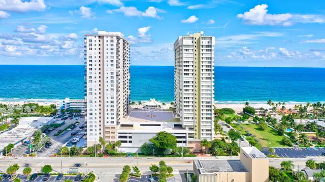 111 Briny Avenue #310, Pompano Beach, FL 33062 (#RX-10753561) :: The Rizzuto Woodman Team