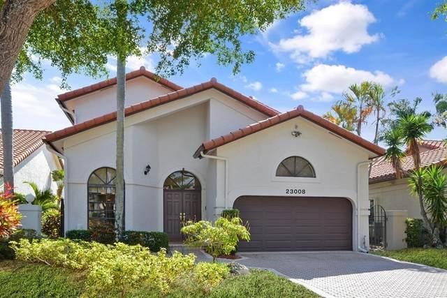 23008 Via Stel, Boca Raton, FL 33433 (MLS #RX-10753563) :: Dalton Wade Real Estate Group