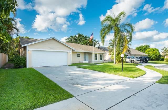 5323 Eden Lake Court, Lake Worth, FL 33467 (MLS #RX-10753567) :: Berkshire Hathaway HomeServices EWM Realty