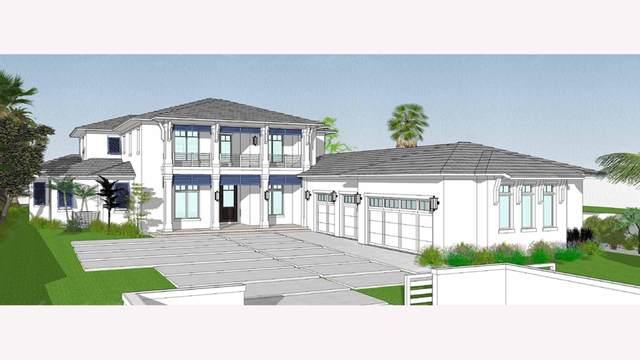 945 Palm Trail, Delray Beach, FL 33483 (#RX-10753604) :: Posh Properties