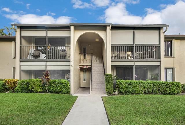 715 Sunny Pine Way G1, Greenacres, FL 33415 (#RX-10753617) :: Posh Properties