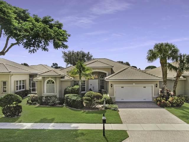 7422 Viale Angelo, Delray Beach, FL 33446 (#RX-10753628) :: Posh Properties